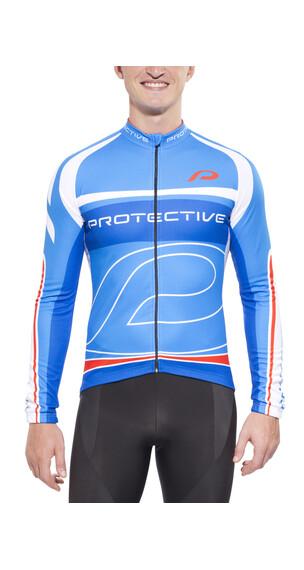 Protective Matthew LS Jersey Men blue